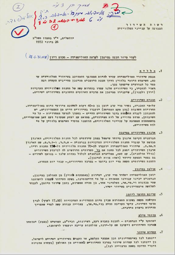 shilon document