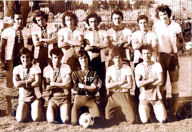 tv soccer team