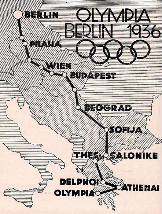 berlin olympics 1