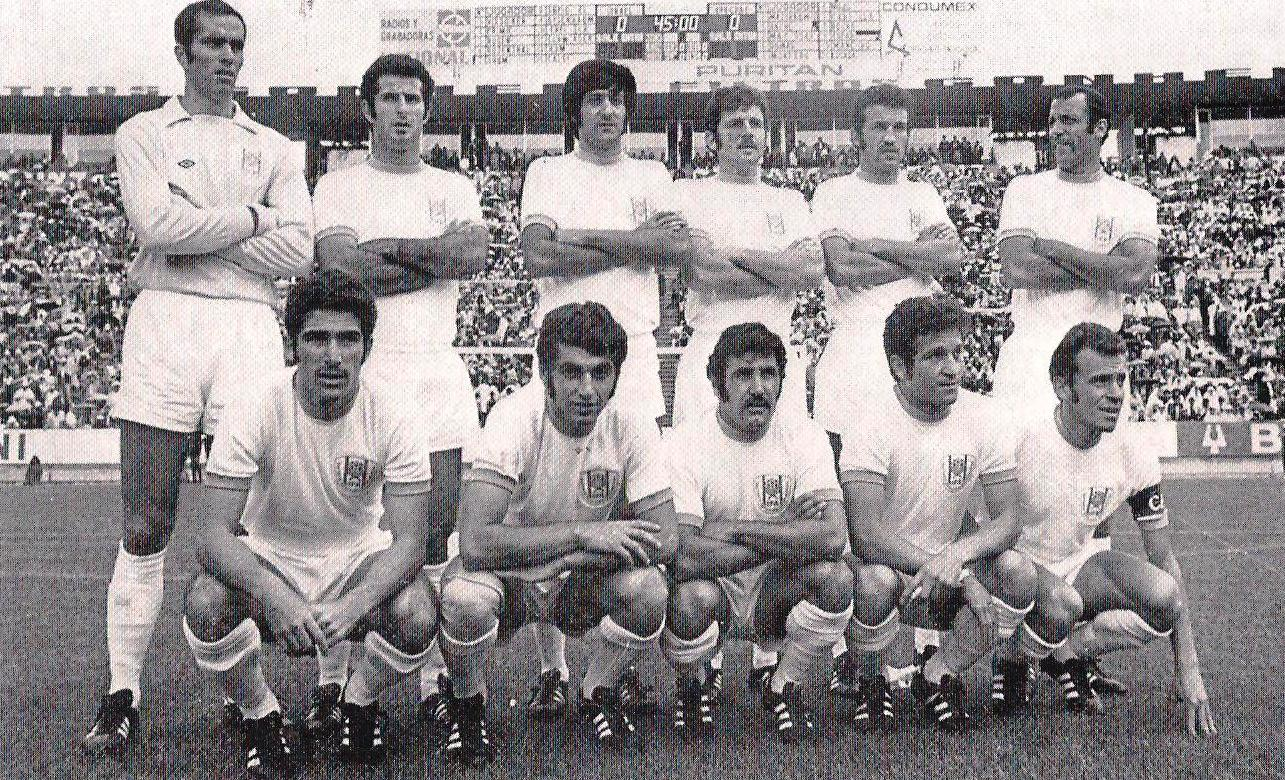 israel football team 1970