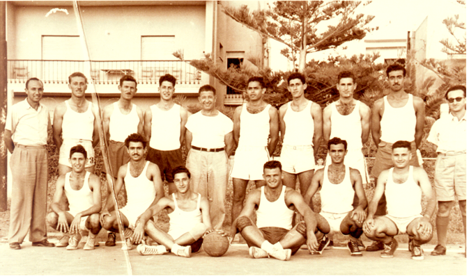 basketball israel team 2