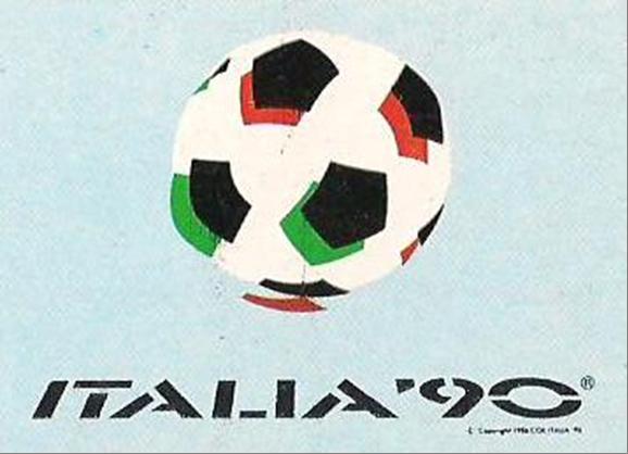 logo italy 1990 1