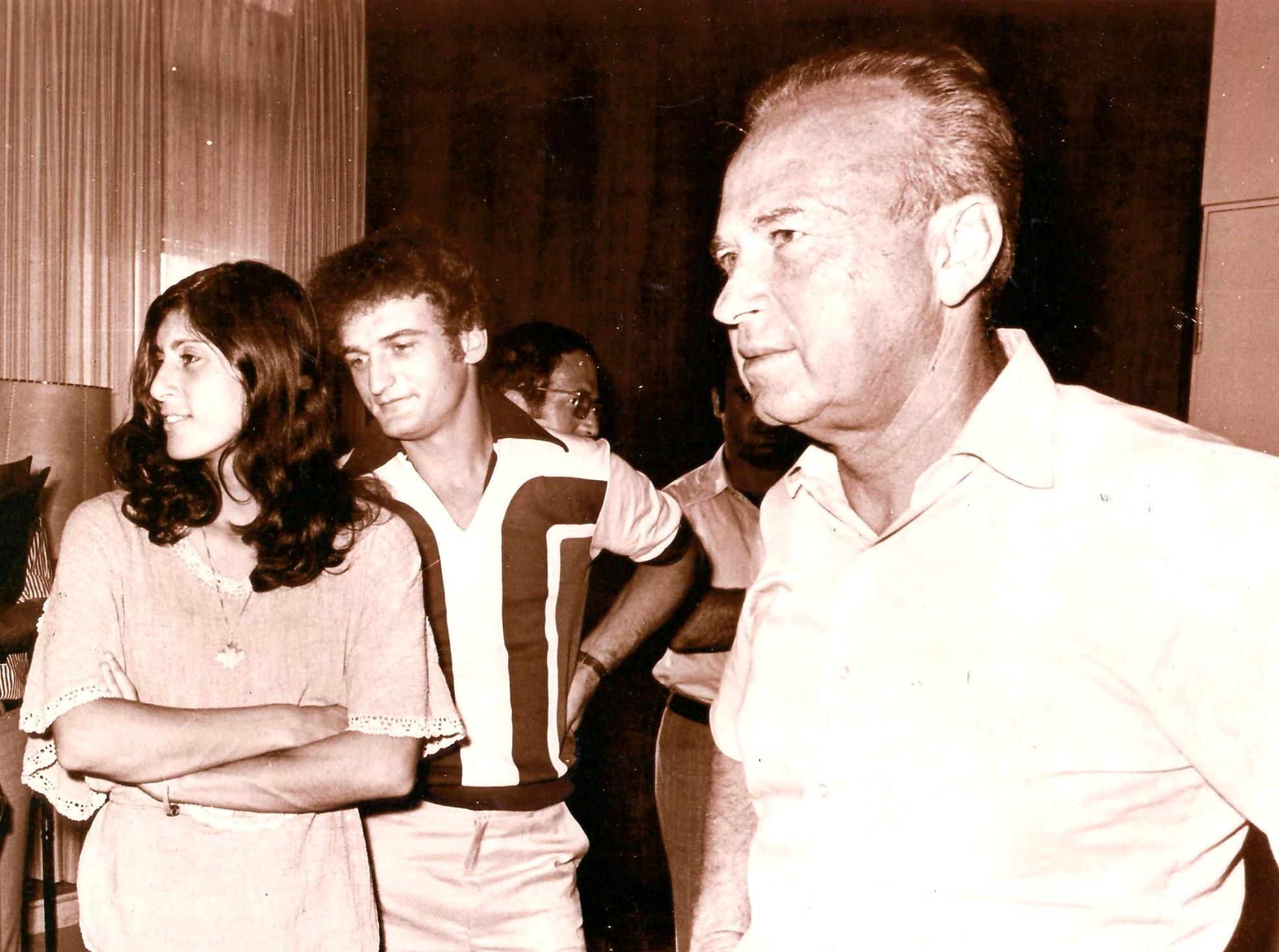 yzhak rabin