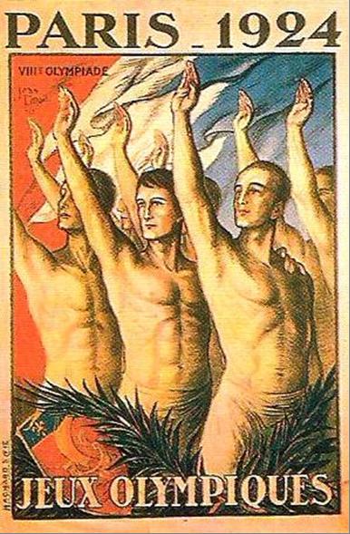 logo paris 1924