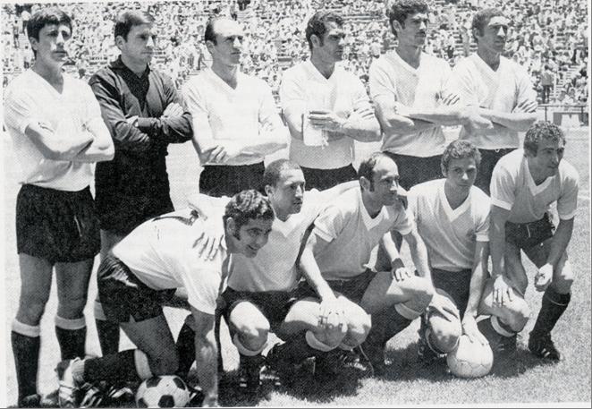 urugay soccer team