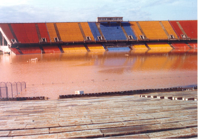RG stadium winter 1992