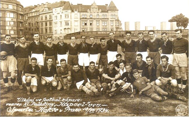 hapoel soccer 1934