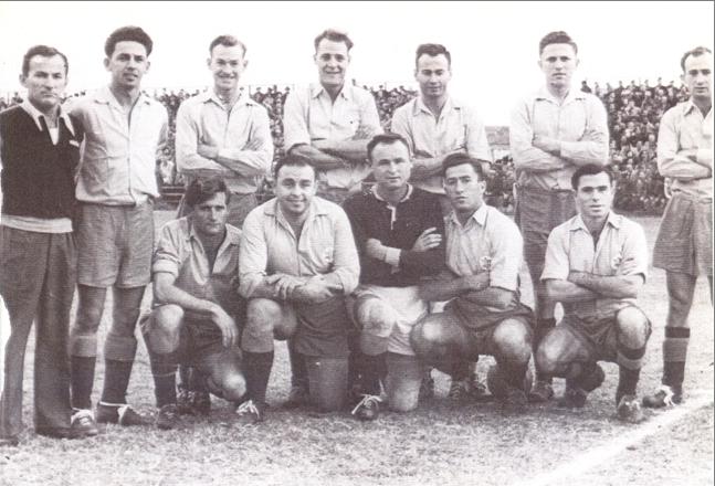 maccabi ta soccer 1955