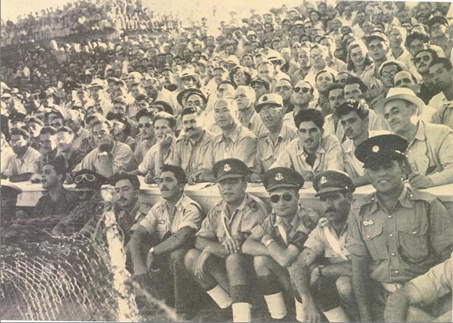 rabin 1949 soccer