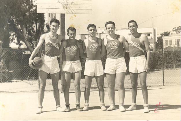 maccabie ta 1940