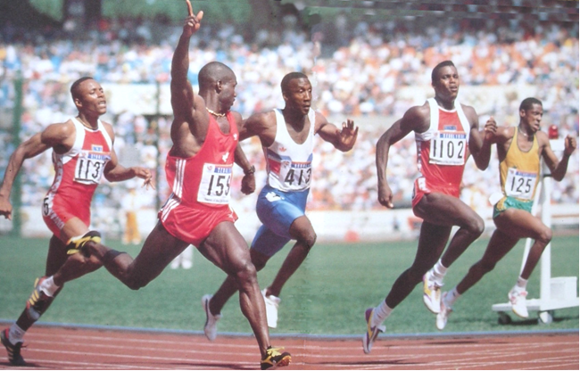 ben johnson 1 1988