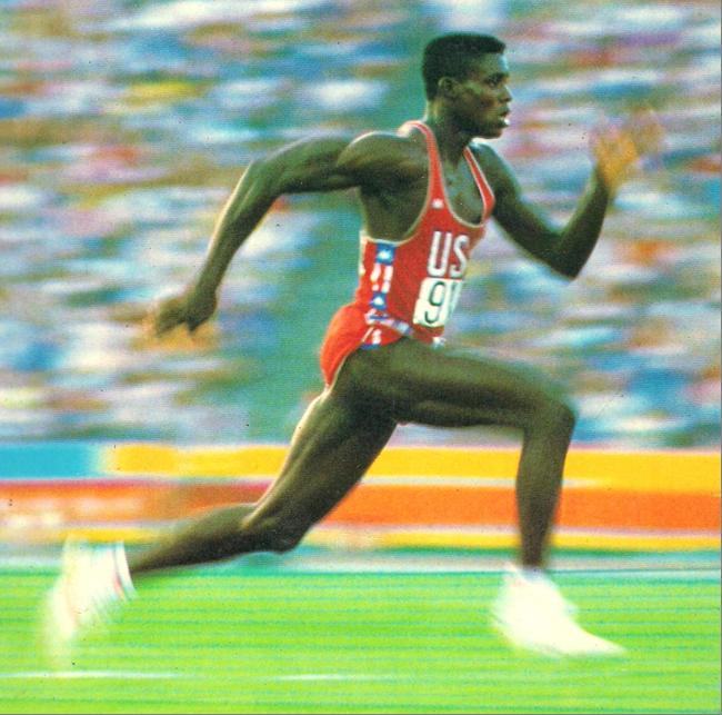 carl lewis 1 1984