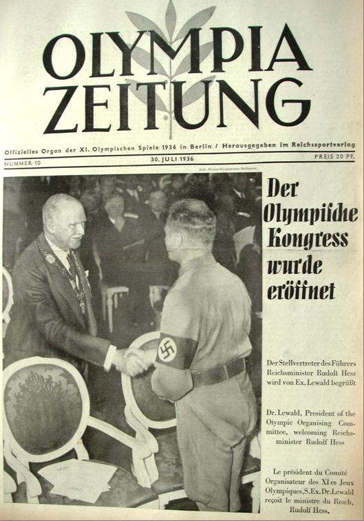 olympiazeitung 2