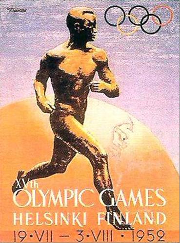 olympics helsinki 1952 logo