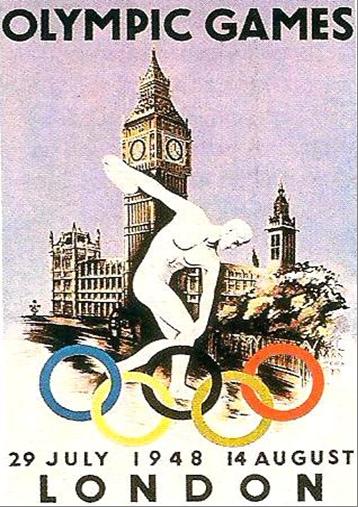 olympics london 1948
