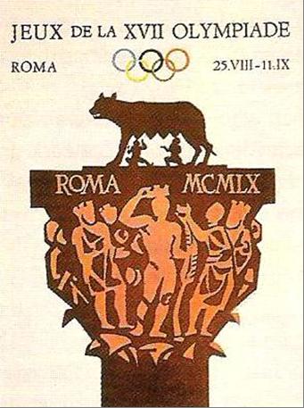 olympics roma 1960 logo
