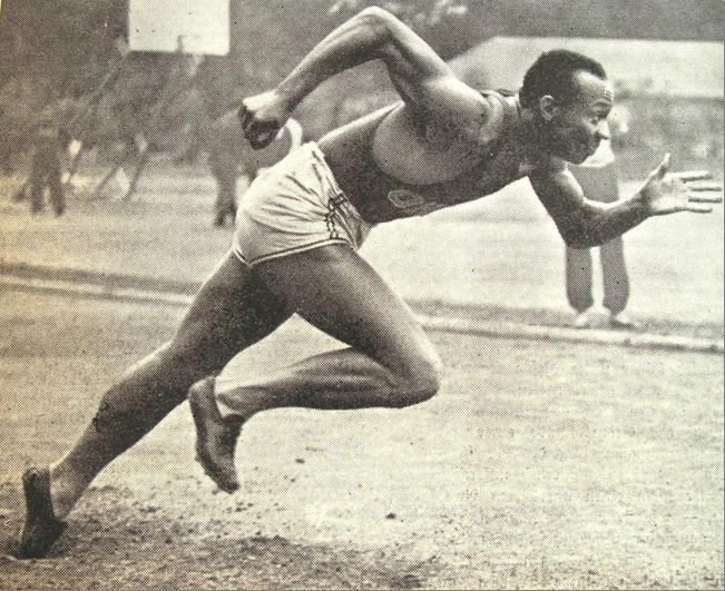 owens 6 1936