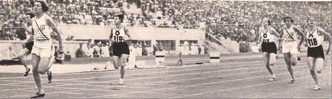 usa olympics 10 1936