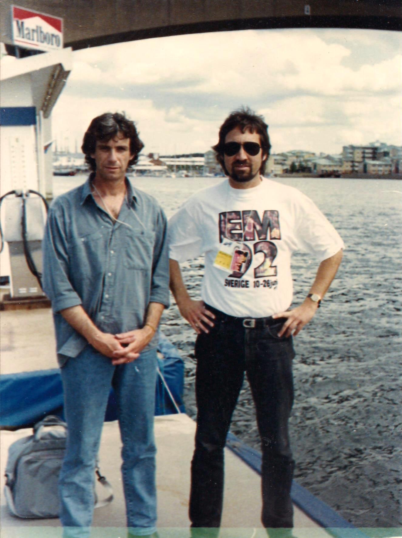 einstein+weitz 1992